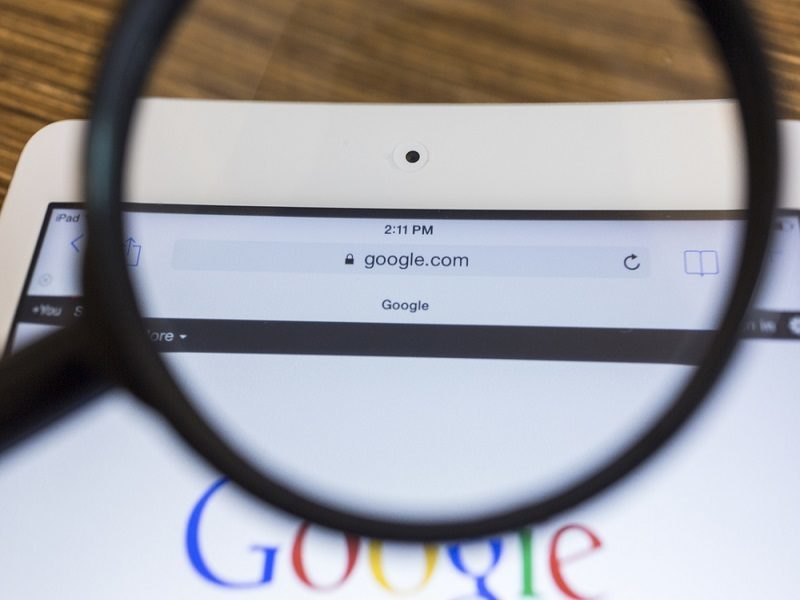Man buys Google.com from under Google's nose for US$12 — for 1 minute