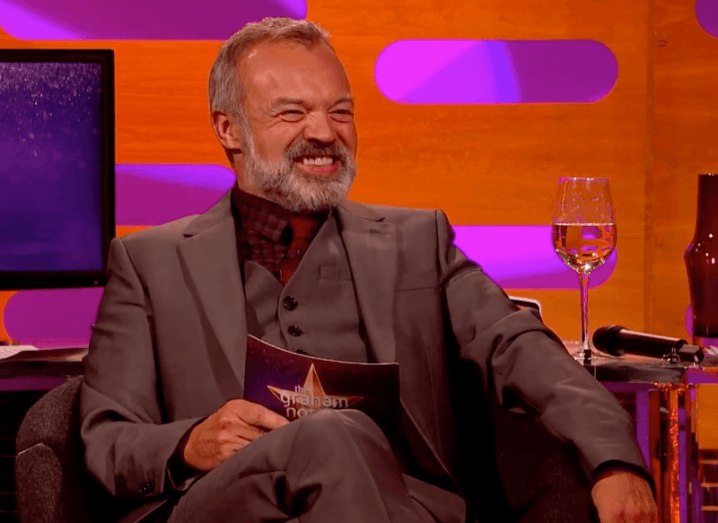 Viral Videos: Graham Norton