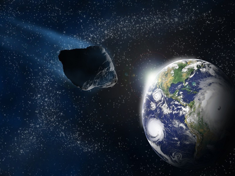 Halloween asteroid to just miss Earth at a rather scary speed