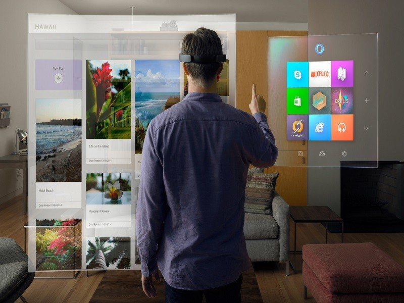 Microsoft puts US$3,000 price-tag on HoloLens, Q1 2016 release