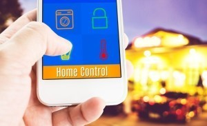 Internet of things IoT home