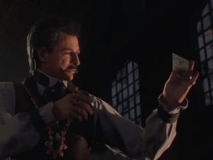 Jeff Goldblum Call of Duty: Black Ops 3