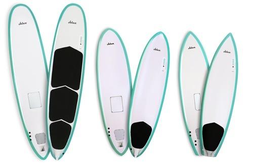Jetson surfboard