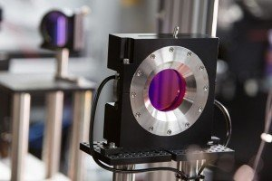 200 terawatt laser body