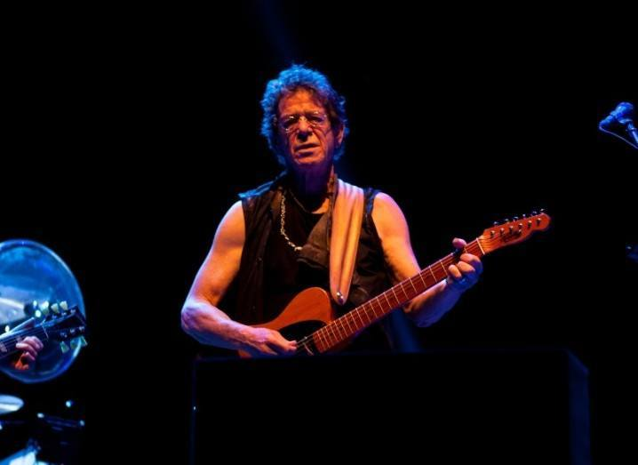 Lou Reed | Walk on the Wild Side