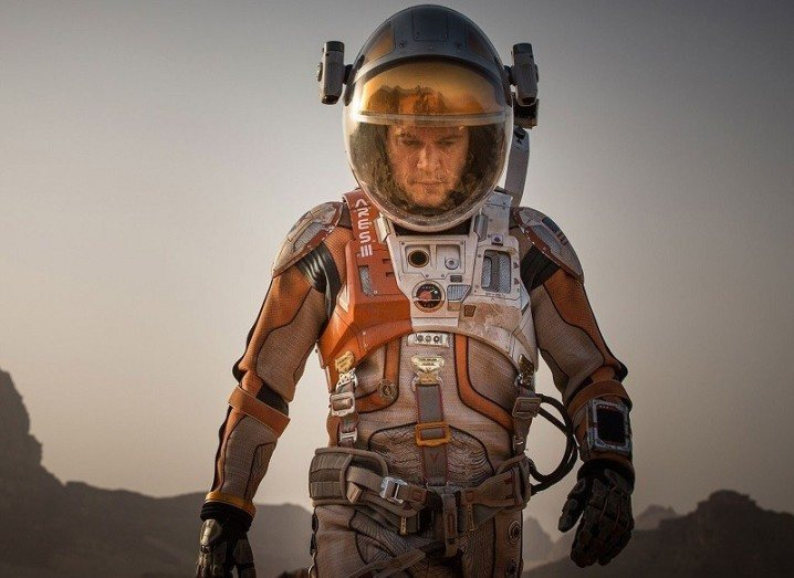 The Martian: Mark Watney (Matt Damon)