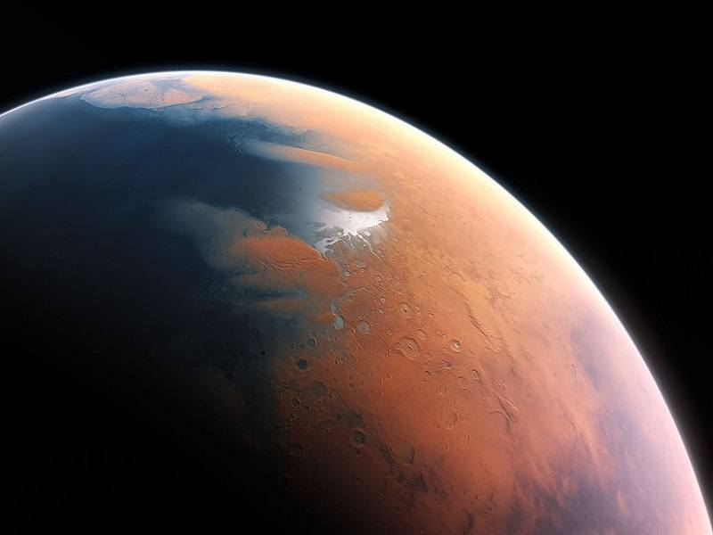 Mars lakes and streams once flowed billions of years ago