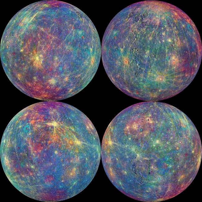 Mercury | MESSENGER