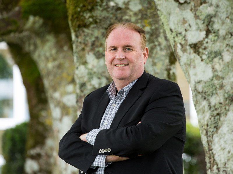 Irishman to oversee 500,000-strong ICT organisation