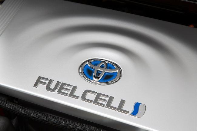 Mirai fuel cell