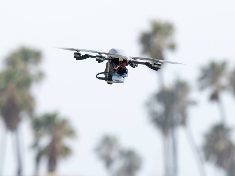 NASA's drone chief: Space agency is getting serious about drones