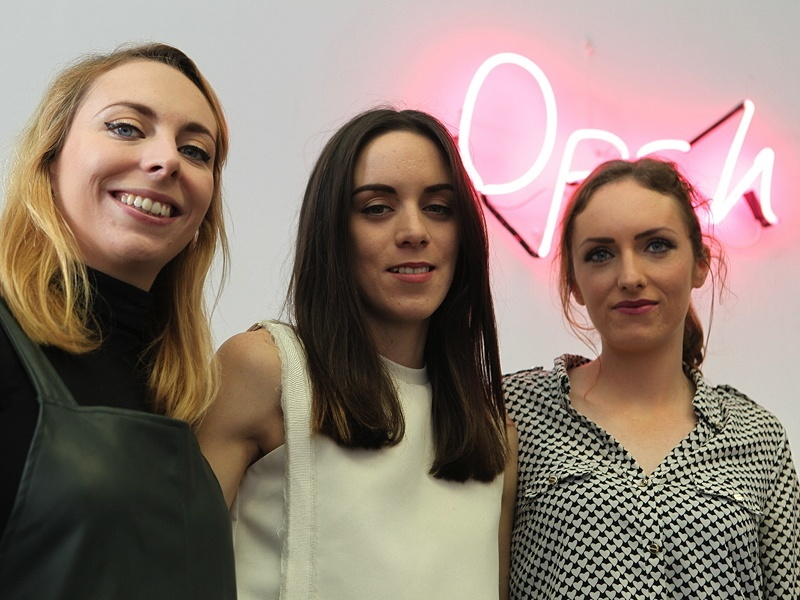 Talking shopping: Opsh founders plan global domination from Dublin base (video)