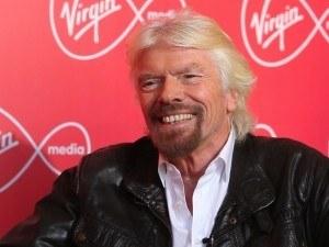 Richard Branson - Virgin Media