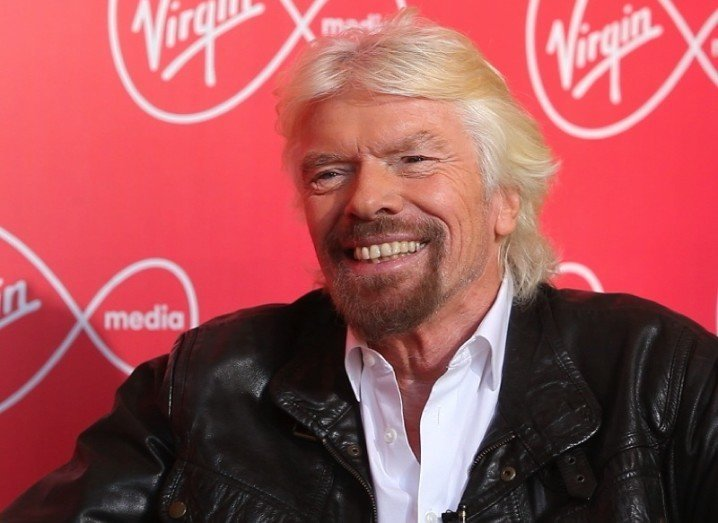 Richard Branson - Virgin Media