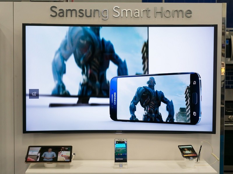 Samsung TVs use less energy during testing than real life, study finds