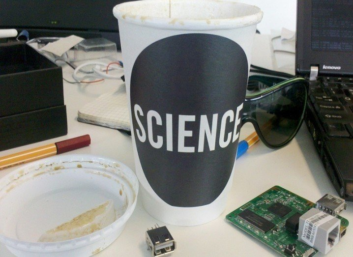 Science Gallery cup