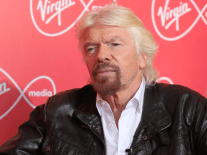 Richard Branson on diversity, equality, dignity — and the Pope