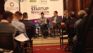 Start-up gathering at BOI