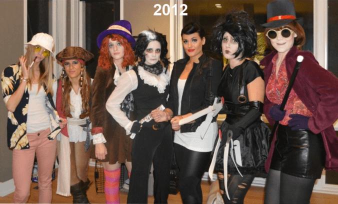 Halloween costume goals