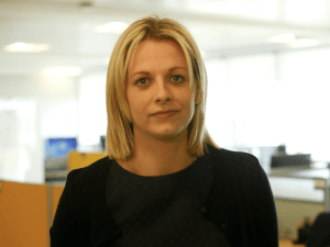 Sinead Gogan, head of human resources, Fidelity Investments