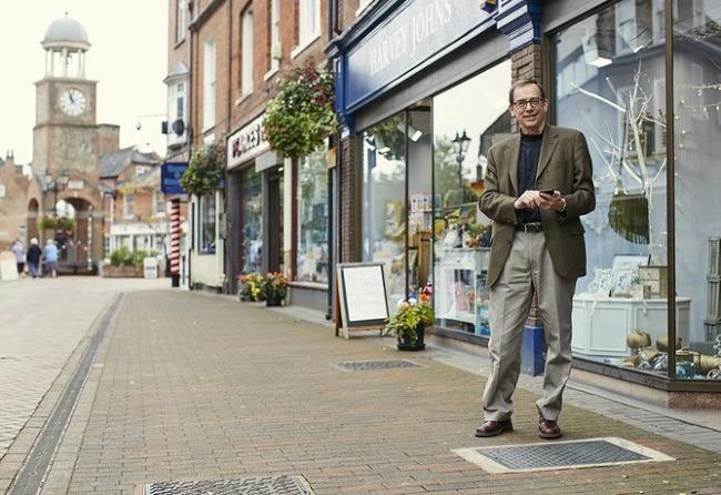 smart pavement councillor