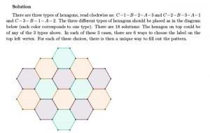 Maths Week Challenge 4 solution