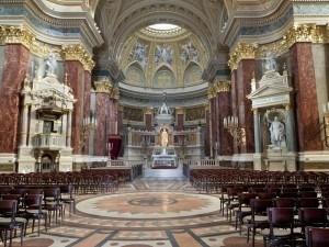 Church WiFi: St Stephen's Basilica