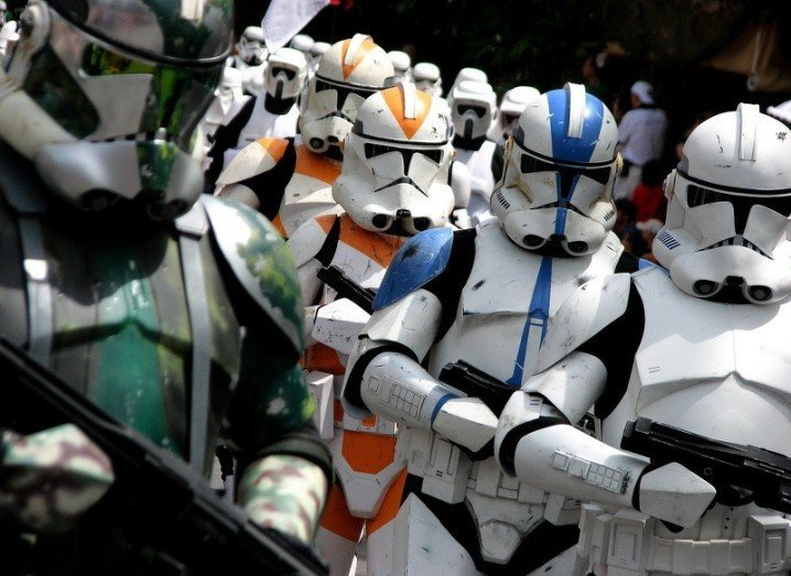 Stormtroopers image | Star Wars: The Force Awakens