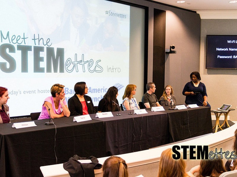 Bank of America Merrill Lynch to host 'Meet the Stemettes' panel