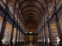 Trinity Library getting its technological groove on