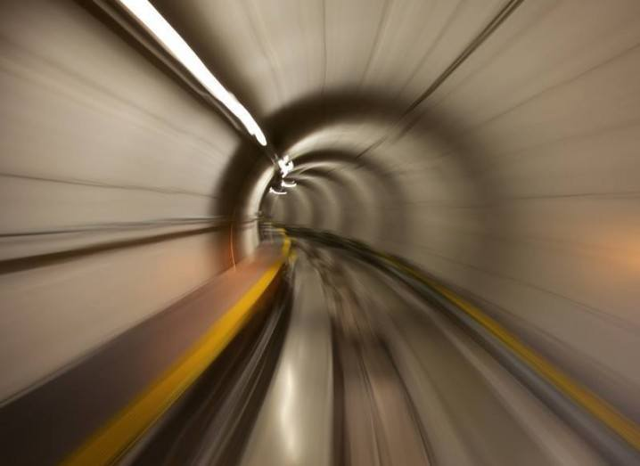 Tunnel _ Hyperloop