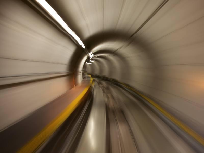 Elon Musk's Hyperloop ultra-fast tube transport closer to reality