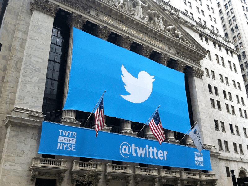 Twitter Q3 revenues of $569m up 58pc on last year, but slow user growth spooks markets