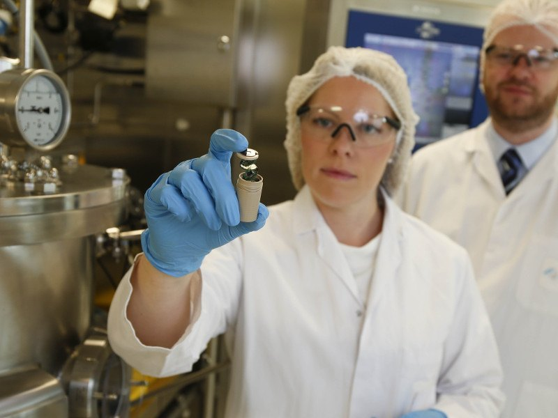 Irish invention may revolutionise biopharma production