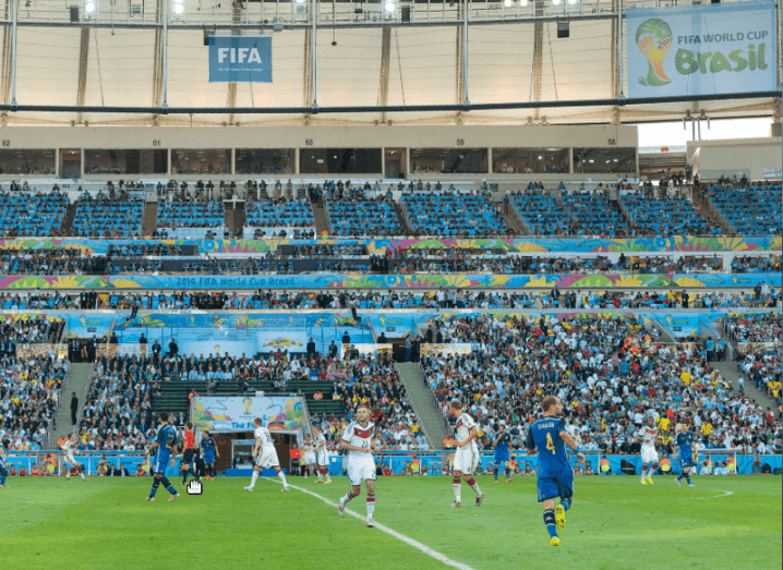 Digisfera worked on World Cup panoramic imagery