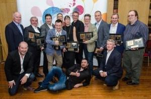 Ann O'Dea at IIA Net Visionary Awards