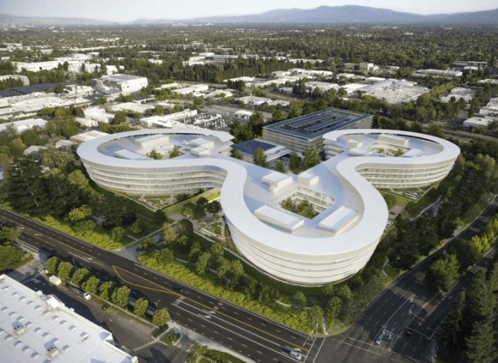 apple-second-spaceship-california