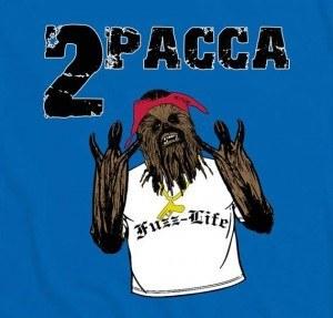Chewbacca 2pacca costume