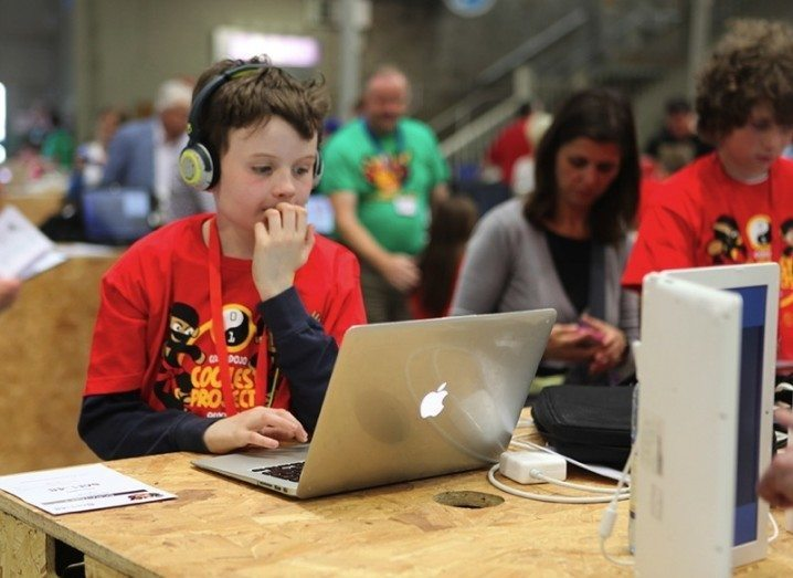 CoderDojo Coolest Projects 2015