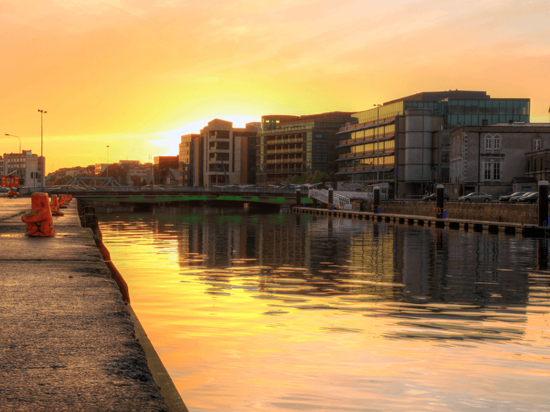 As digital spirit goes, Cork is second to no one