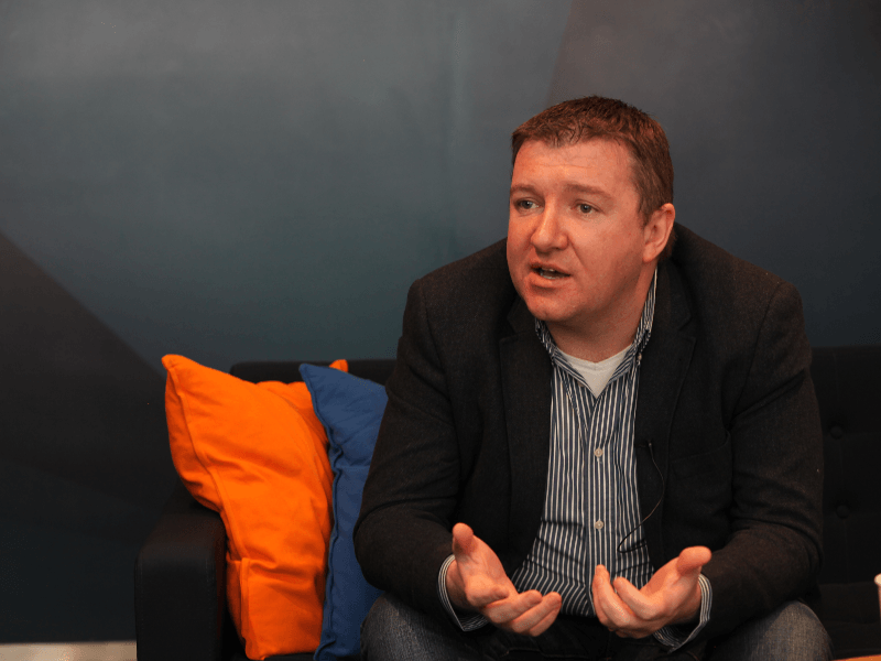Banking is at a digital crossroads, says Bank of Ireland innovation chief (video)