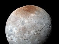 Latest New Horizons images show Charon's 'complex, violent history'