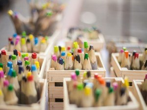 Makerspaces: pencils