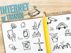 Internet of things notebook