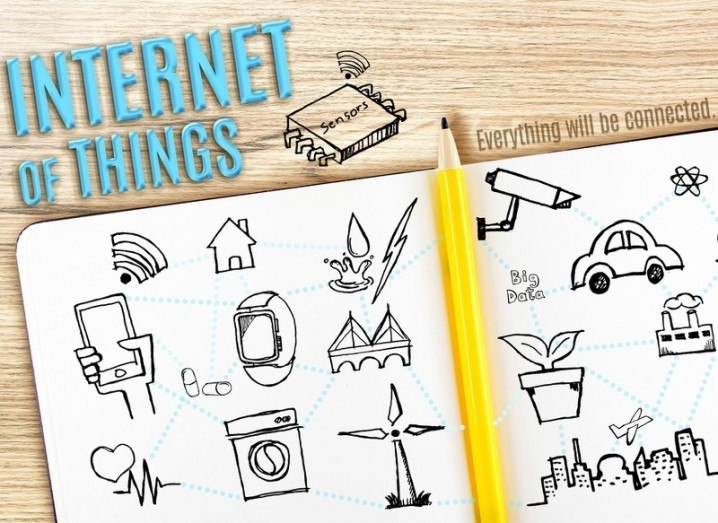 Internet of things notebook