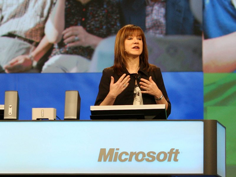 Microsoft's Julie Larson-Green tipped to lead Office division