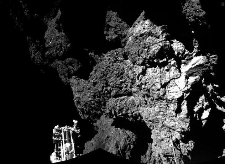 Philae Rosetta ESA
