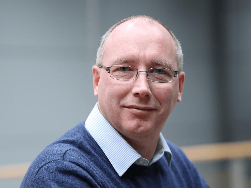 Start-up Advice: Ray Walshe, Insight Centre for Data Analytics
