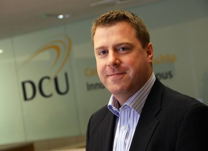 Ronan Furlong, executive director, DCU Innovation Campus