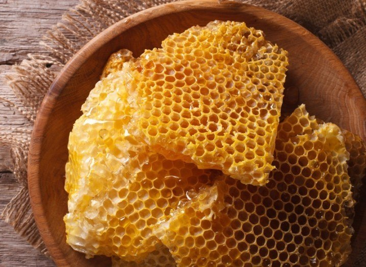 Maths Week Challenge: beehive honeycomb